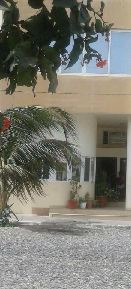 Entrada de Casa( Entrance of the house, Eingang des Hauses)