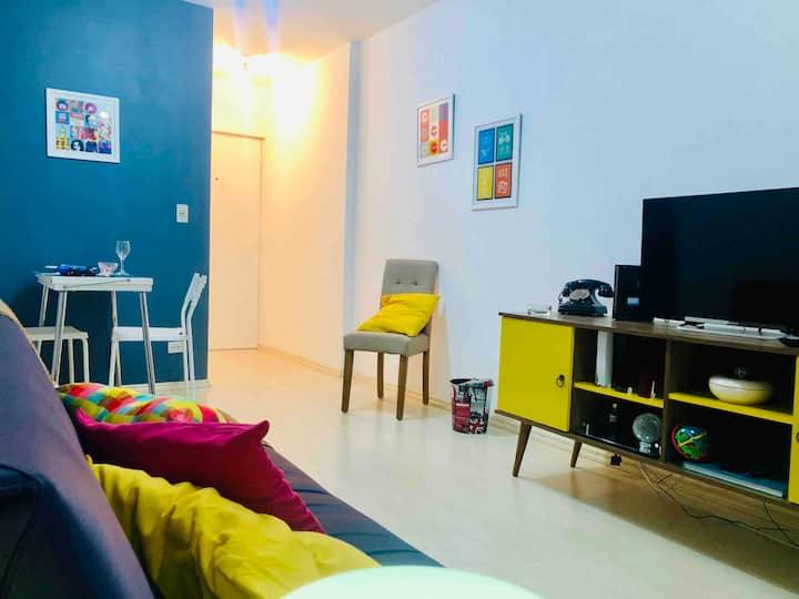 Apartamento próximo a Av. Paulista