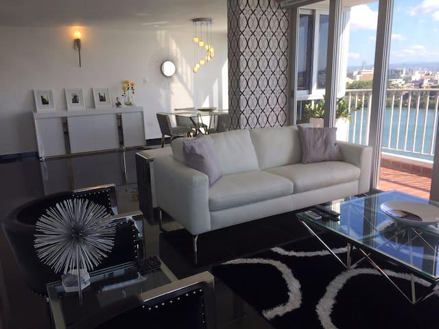 Modern Condo in Condado - San Juan - Wohnung
