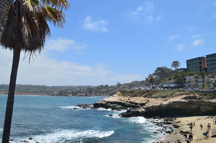 La Jolla Beach Getaway - La Jolla - Lägenhet