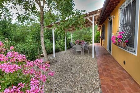 Villa con piscina nel Chianti - Montevarchi