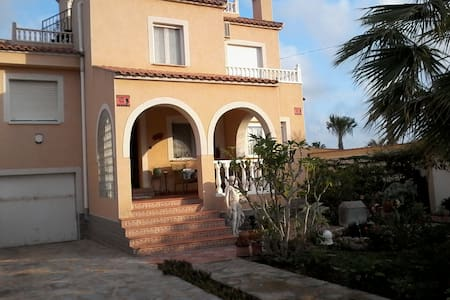 House with swimmingpool and fitness - Torrevieja - Talo