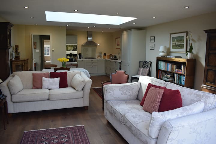 Self contained annex in Crondall nr Farnham - Hampshire - Apartment