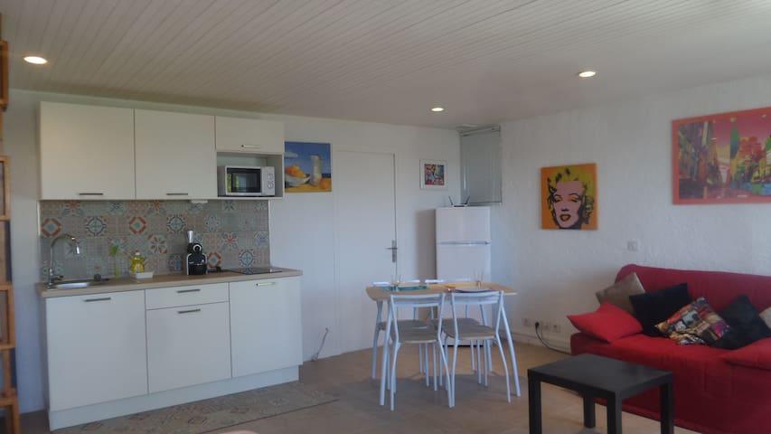 Studio Les Terrasses