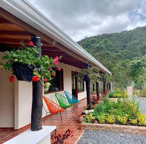 Casa Colibri,  A Beautiful Nature Refuge, Arcabuco