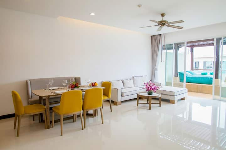 Marina Apartment in Pelican Residence