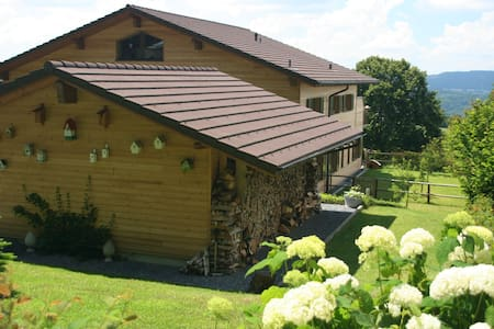Geniet in B&B Swiss Seasons - Schongau