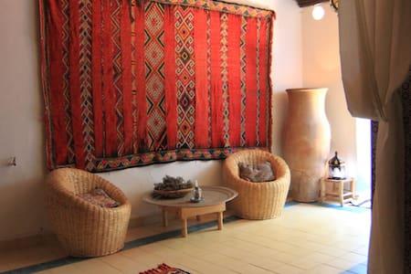 Beautiful Moutain Riad Room 5 - Ait Bihi - Bed & Breakfast