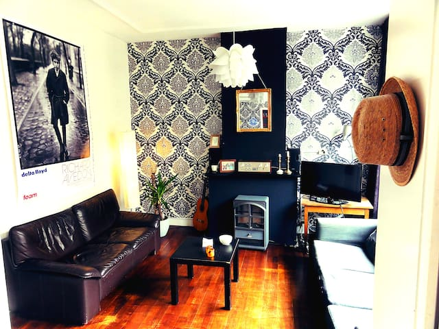 Sunny appartement with bike - Rotterdam - Daire