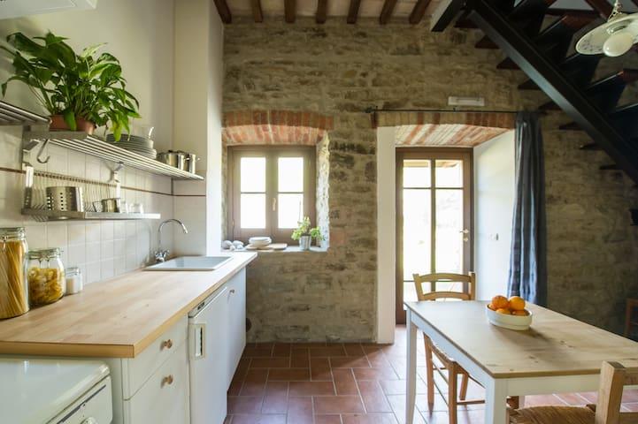 Antico Casale sul Lago Trasimeno - Passignano Sul Trasimeno - Hus