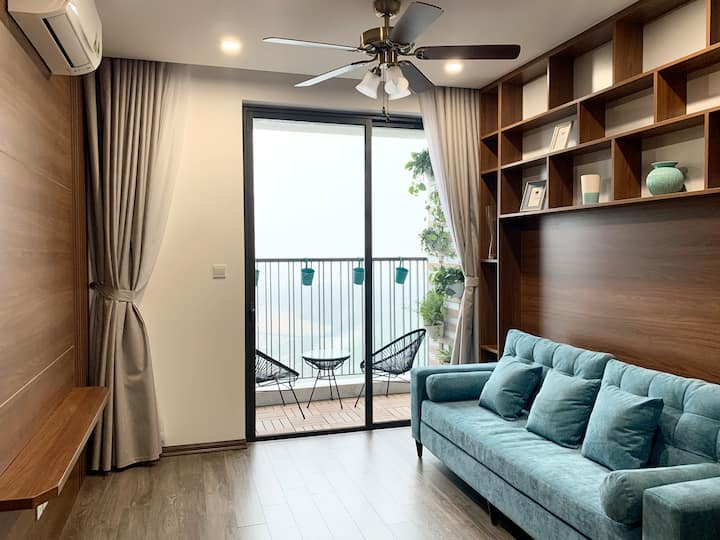 Beautiful apartment at high-end condo MyDinh Pearl