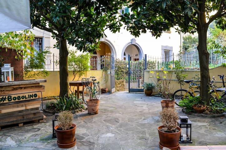 The Bobolino's House