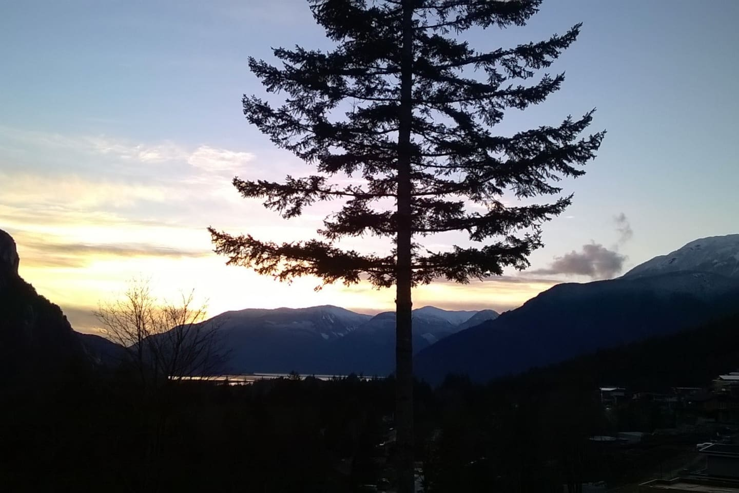 Howe Sound (view from property)