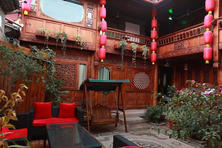 丽江古城梦忆客栈 - Lijiang - Lägenhet
