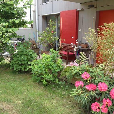 Agréable duplex proche de Paris - Romainville - Apto. en complejo residencial