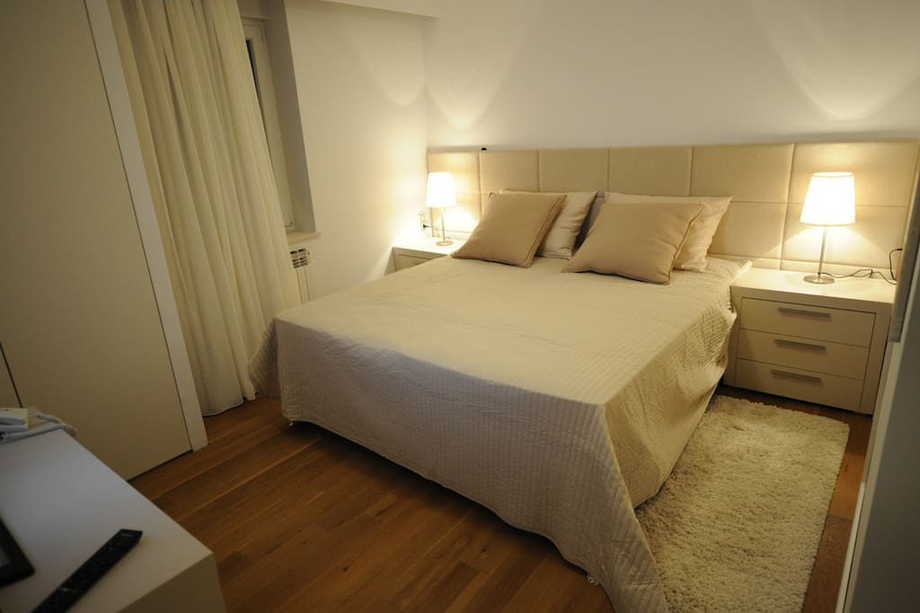 Small luxury room for 2 in novalja boutique hotels for for Boutique hotel intermezzo 4 pag croatie
