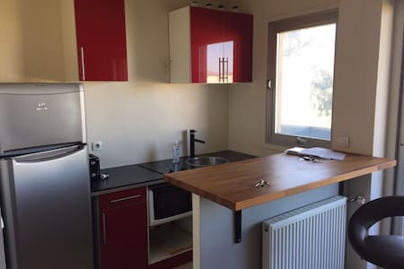 Perfect condition studio apartment - Soisy-sous-Montmorency
