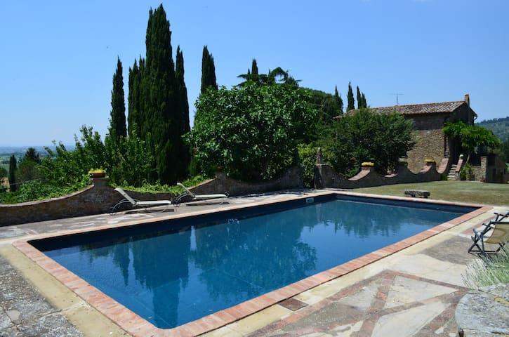 Villa Cortonella - Cortona - Rumah
