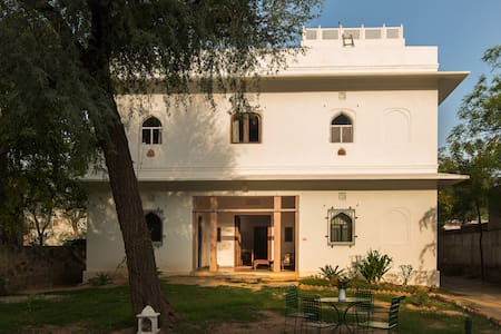 Charming Home by Indo-french family - Jaipur - Bed & Breakfast