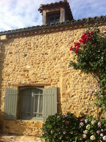 Charm vacation apt.sleeps 4 France - Salles-de-Belvès - Daire