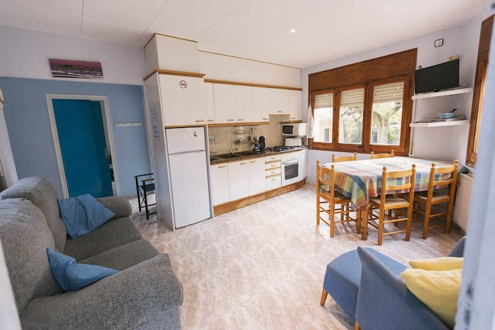 Apartamento de campo para 6 personas