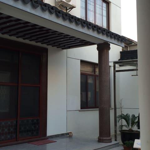 吴中区太湖西山林屋洞镇夏老街民宿 - Suzhou - Ev