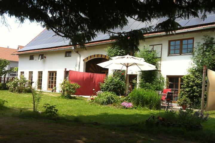Kulturwerkstatt Niederdorf/Bauernhaus