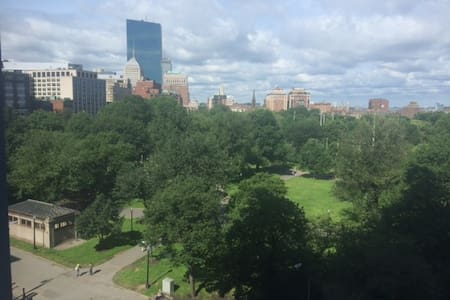 Boston's Best Location and View