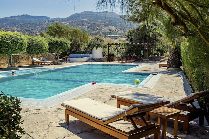 Apartment in Sitia by the pool - Sitia - Apartment