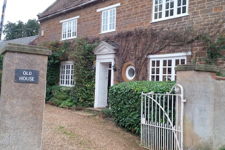 Double room in country house - Staverton - ที่พักพร้อมอาหารเช้า