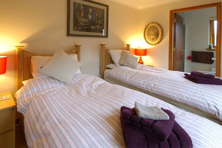 A warm Highland welcome - Bed & Breakfast