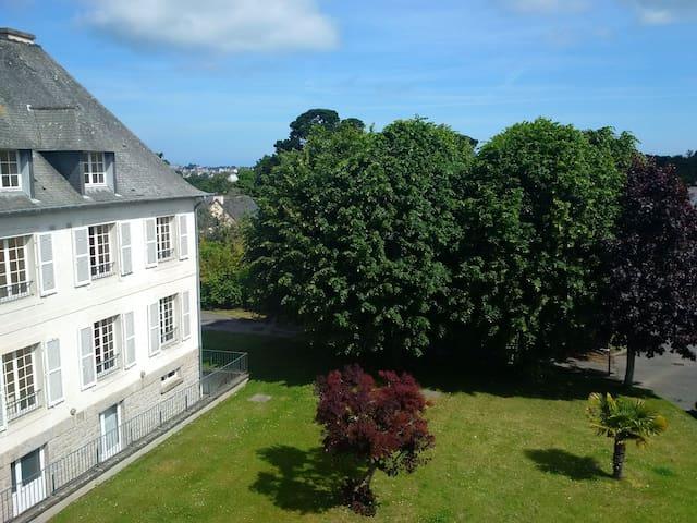 Duplex near Prieuré beach - Dinard - Apartment