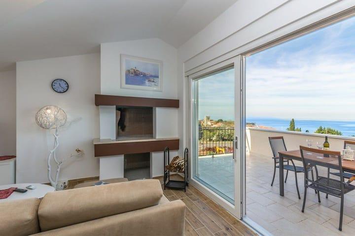 Grijani bazen - Apartman Lux Villa Ren