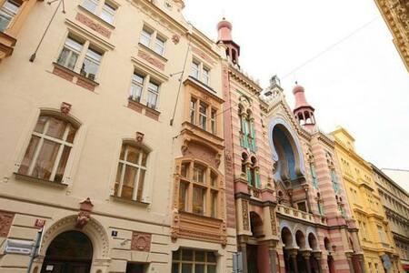 Aparment in down town - Prag - Wohnung