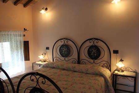Casa vacanza Meta - Borgo Pace - Apartamento