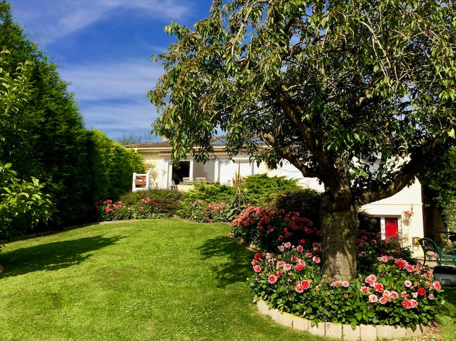 Zen In Picardie - booked now through December - reserve now for spring 2018!