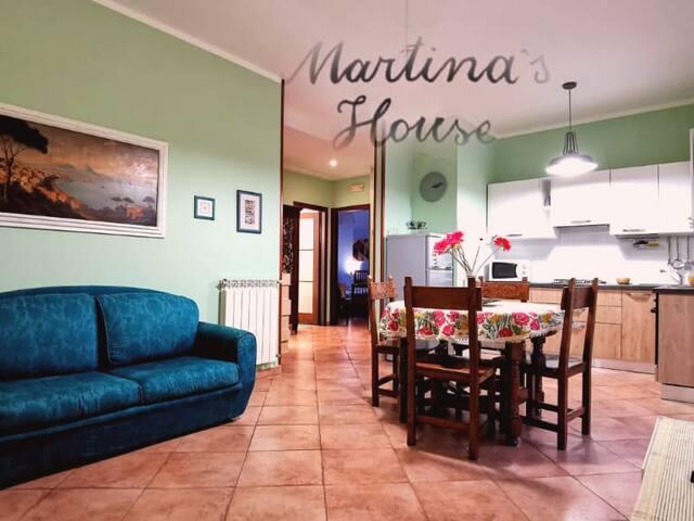 Martina's House