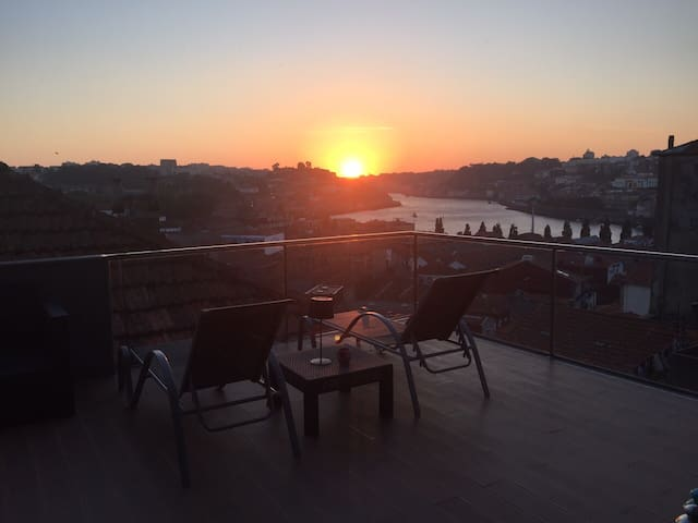 Douro Sunset House - Vila Nova de Gaia - House