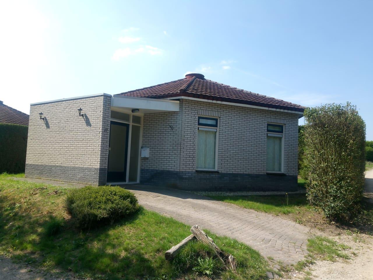 Vakantiehuis in Groesbeeks heuvellandschap