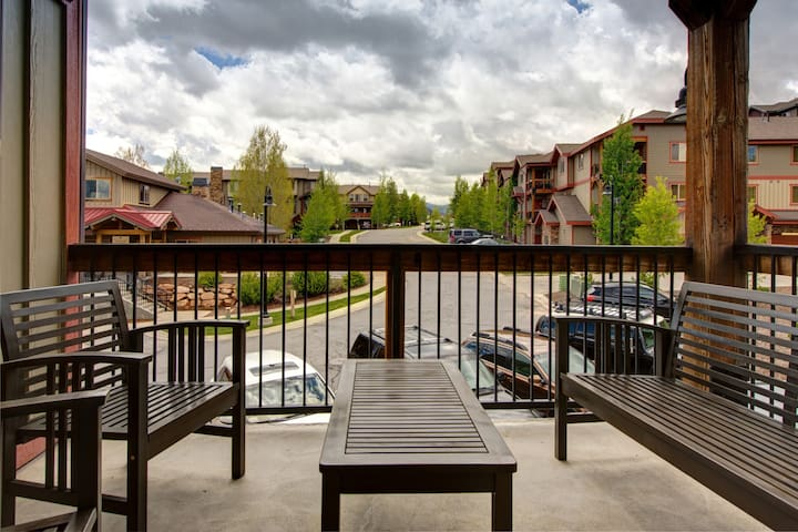 2BR/2BA Spacious Park City Townhous - Park City - Appartamento