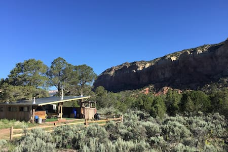 Anasazi Wilderness Glamping Cabin - Sommerhus/hytte