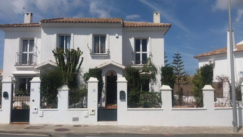 Lovely 3 bed villa in authentic Spanish village