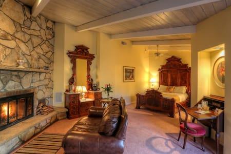 Creekside Inn: Victorian Suite - セドナ - B&B/民宿/ペンション