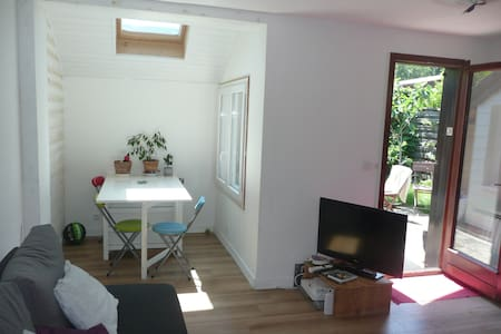Petite maison entre lac et montagne - Neuvecelle - Casa
