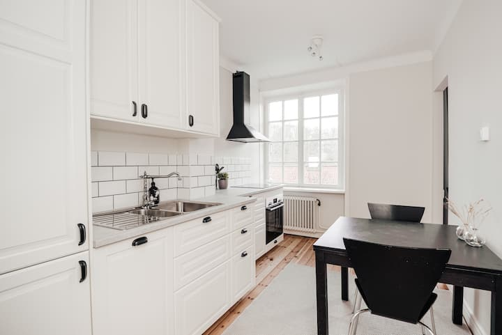 Beautiful newly renovated flat in Södermalm