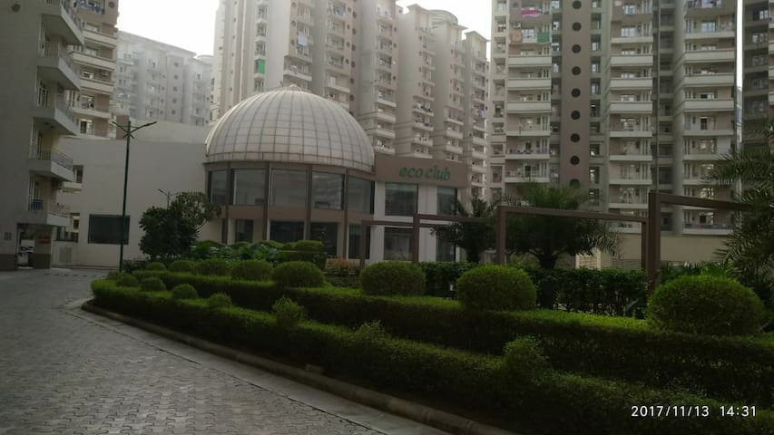 Fully Furnished 2BHK in Sector 137 Noida