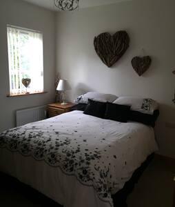 Spacious, Modern, Comfortable Double Room. - Lisburn