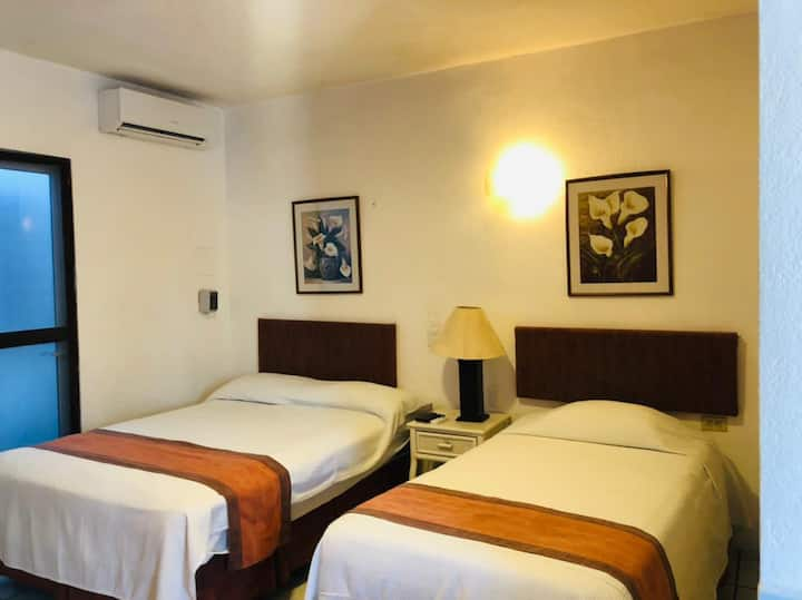 Suite privada en el centro de Cancún