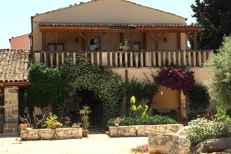 La Casa di Melo - Organic Farm - Syracuse - Bed & Breakfast