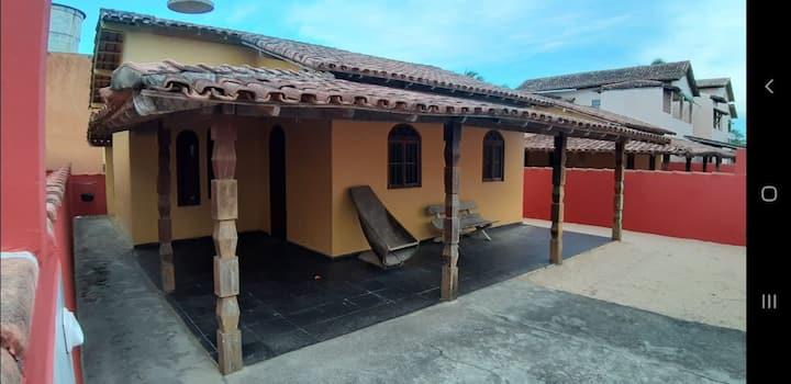 Residencial Gaivotas 40m praia Nova vicosa Casa 2